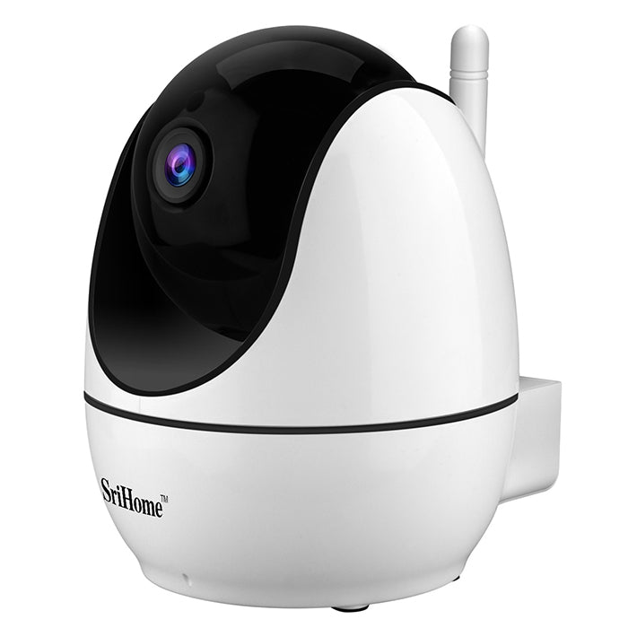 SriHome SH026 WiFi 1080P Wireless Security HD 2.4G Smart Networking IP Camera