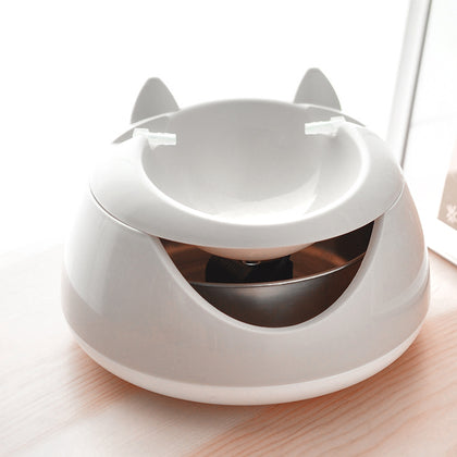Automatic Pet Luminous Water Fountain for Cat Dog