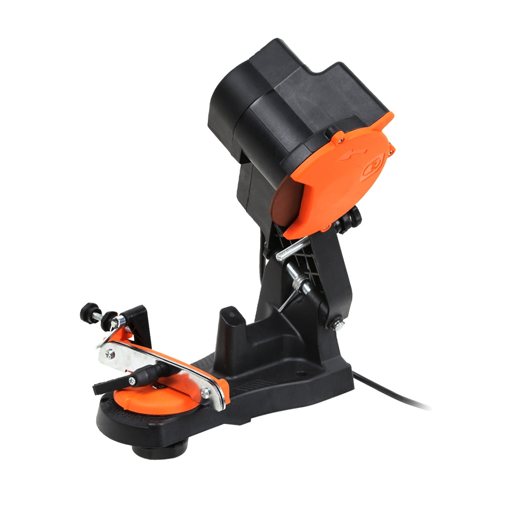 ES002 85W 4800rpm Electric Chainsaw Sharpener Bench Mount Grinding Tool