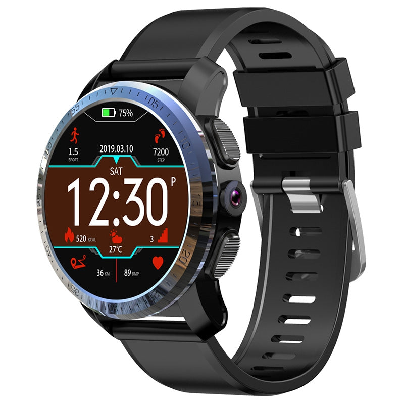 Kospet Dual System / Android 7.1.1 System / Sports Management / 8.0MP Camera / 2GB RAM / 16GB ROM Smart Watch