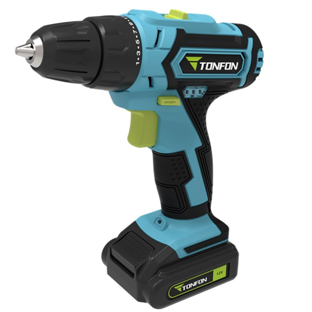 TONFON Cordless Rechargeable 12V Gun Drill from Xiaomi youpin