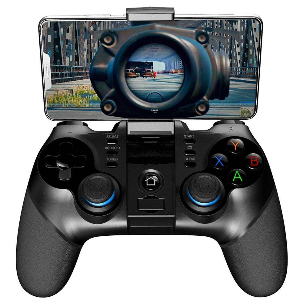 IPEGA PG - 9156 Flexible Joystick / Sensitive Key / Bluetooth 4.0 / Continues Beating Function Gamepad with 2.4GHz USB Receiver