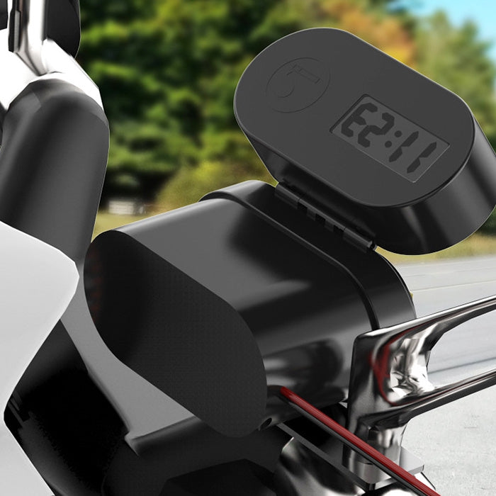 RH-H0105 Motorcycle Waterproof Car Charger Socket