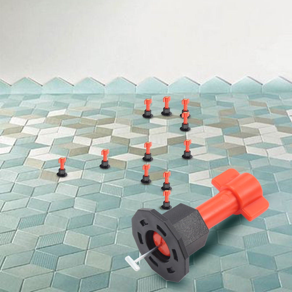 Mini Level Wedges Alignment Tile Spacers Leveling System for Floor Wall Locator