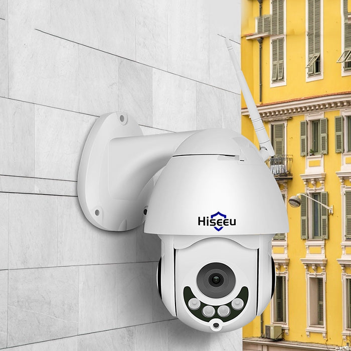 Hiseeu WHD712 IP66 Waterproof Design / Motion Detection / Email Alert 2MP Network Camera