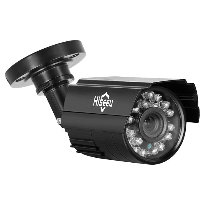 Hiseeu AHBB10 - N - 3.6 Remote Viewing / IP66 Waterproof Design / Motion Detection Surveillance Camera