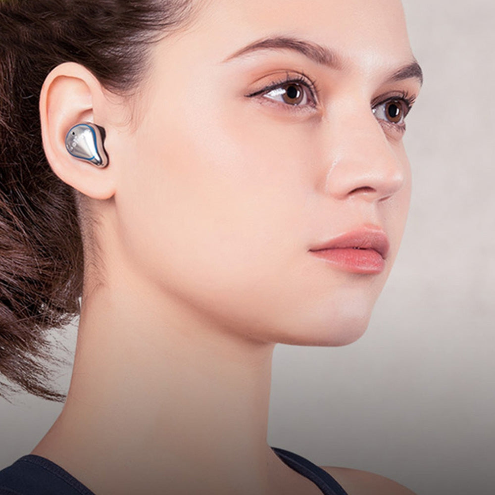 mifo O5 IPX7 / Surround Sound Effect / Noise Canceling / Comfortable Wearing / Bluetooth 5.0 Wireless Earphone