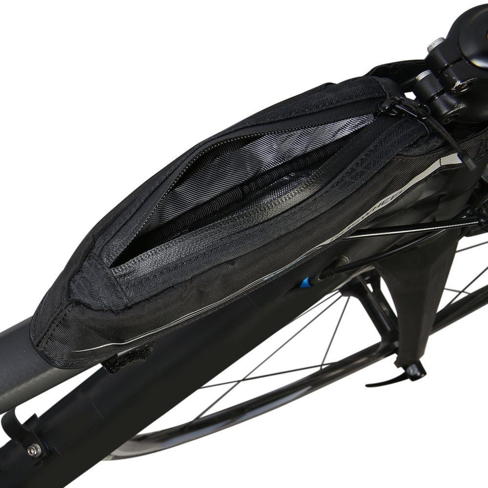 ROSWHEEL Road Bike Bicycle Cycling Top Tube Front Frame Bag Triangle Pannier Pack
