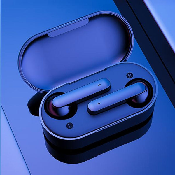 QCY T3 Touch Control / Noise Canceling / Comfortable Wearing HiFi Bluetooth 5.0 Wireless Earphone