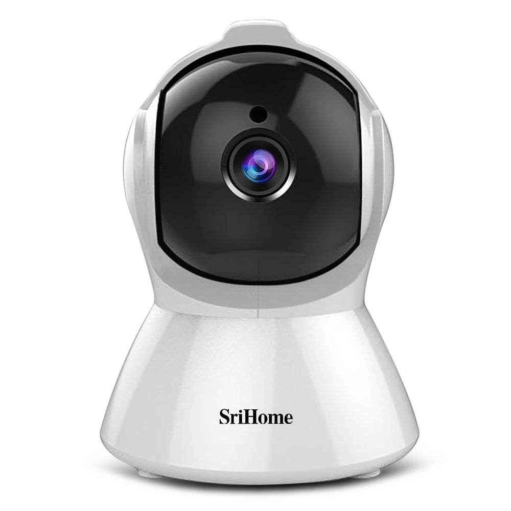 SriHome SH025 1080P AI Auto-tracking Indoor IP Camera
