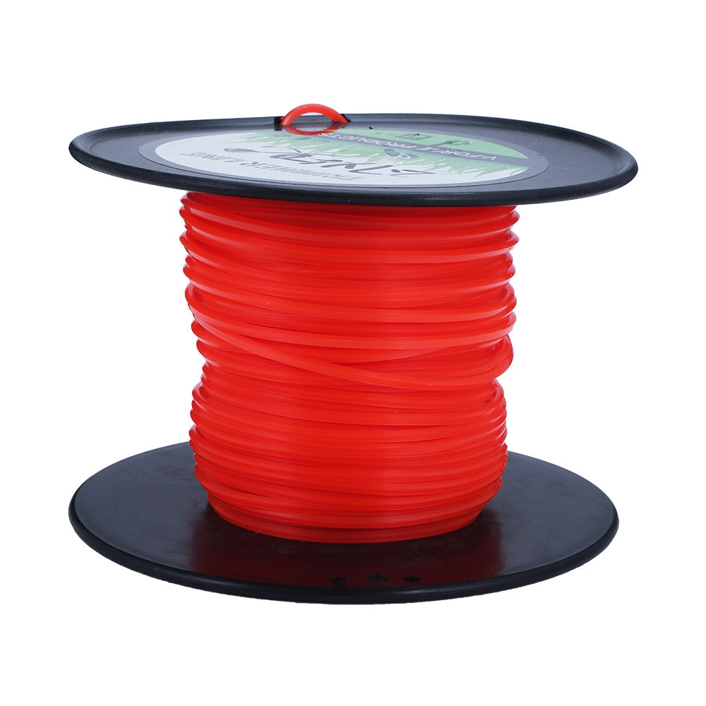 2.7mm 50m Nylon Square Trimmer Line Lawn Mower Rope Garden Tools Parts