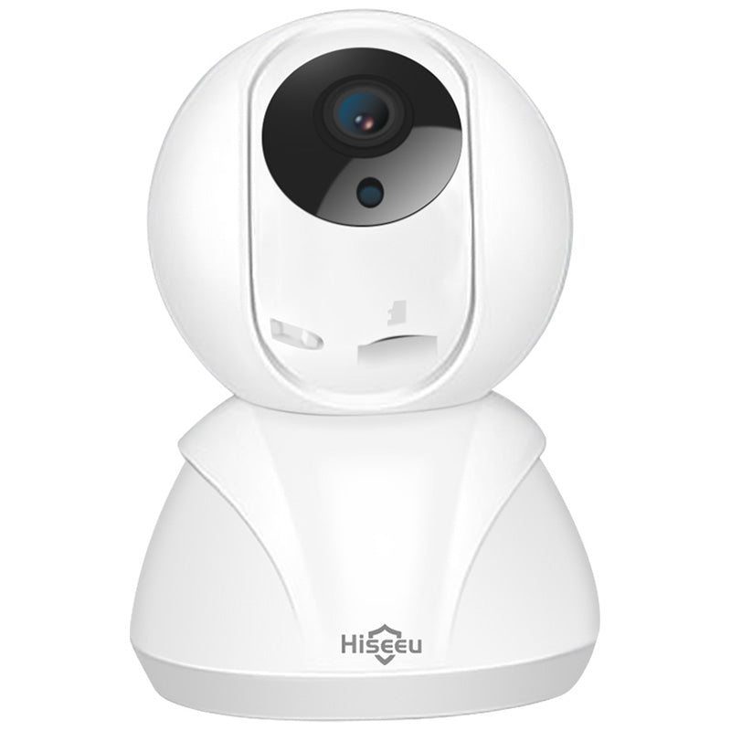 Hiseeu FH3C Automatic Tracking Movement / Email Alerts / Two-way Audio 1080P 2MP WiFi Wireless Network IP Camera