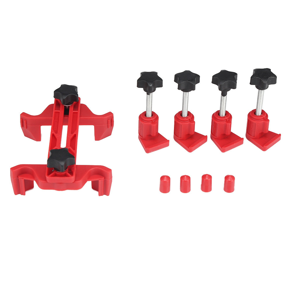 Car Auto Engine Cam Gear Timing Locking Tool Camshaft Clamp Kit Set