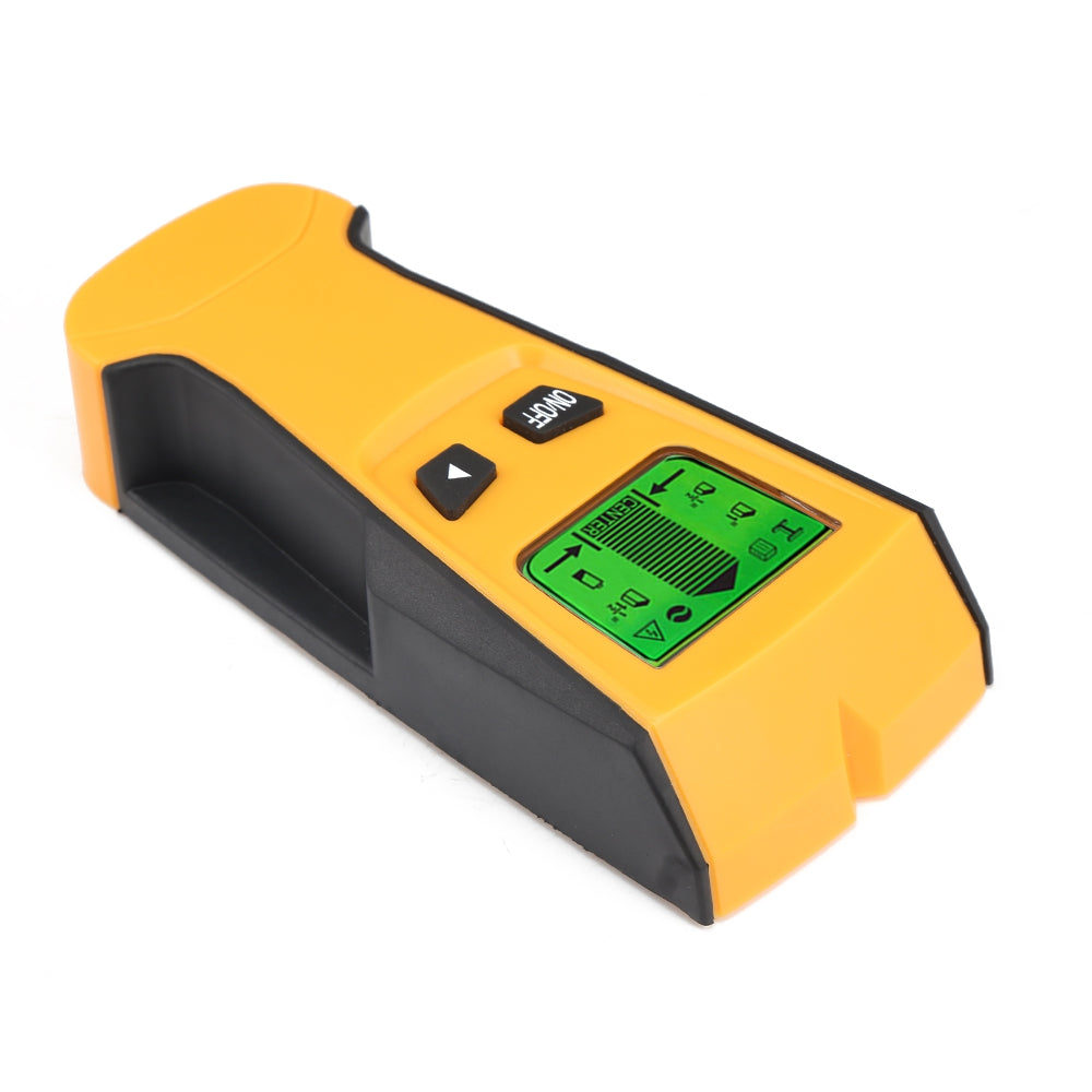 TH210 Stud Center Finder Metal AC Live Wire Detector Wall Scanner