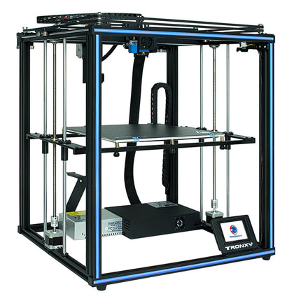 Tronxy X5SA PRO New Upgraded CoreXY Guide Rail FDM 3D Printer with Titan Extruder