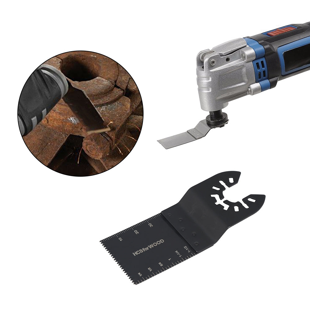 20pcs Portable High Carbon Steel Multi-hole Type Universal Saw Blade