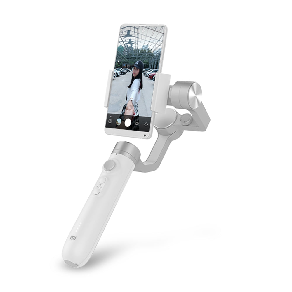 Xiaomi SJYT01FM 3 Axis Gimbal Handheld Stabilizer International Version for Action Camera Cellphone