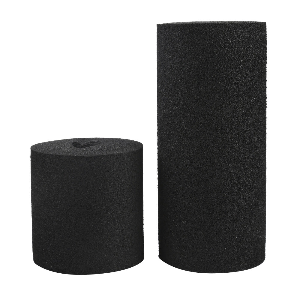 3 / 6 inches Manual Rollers Foam Sponge for Glue Applicator Machine