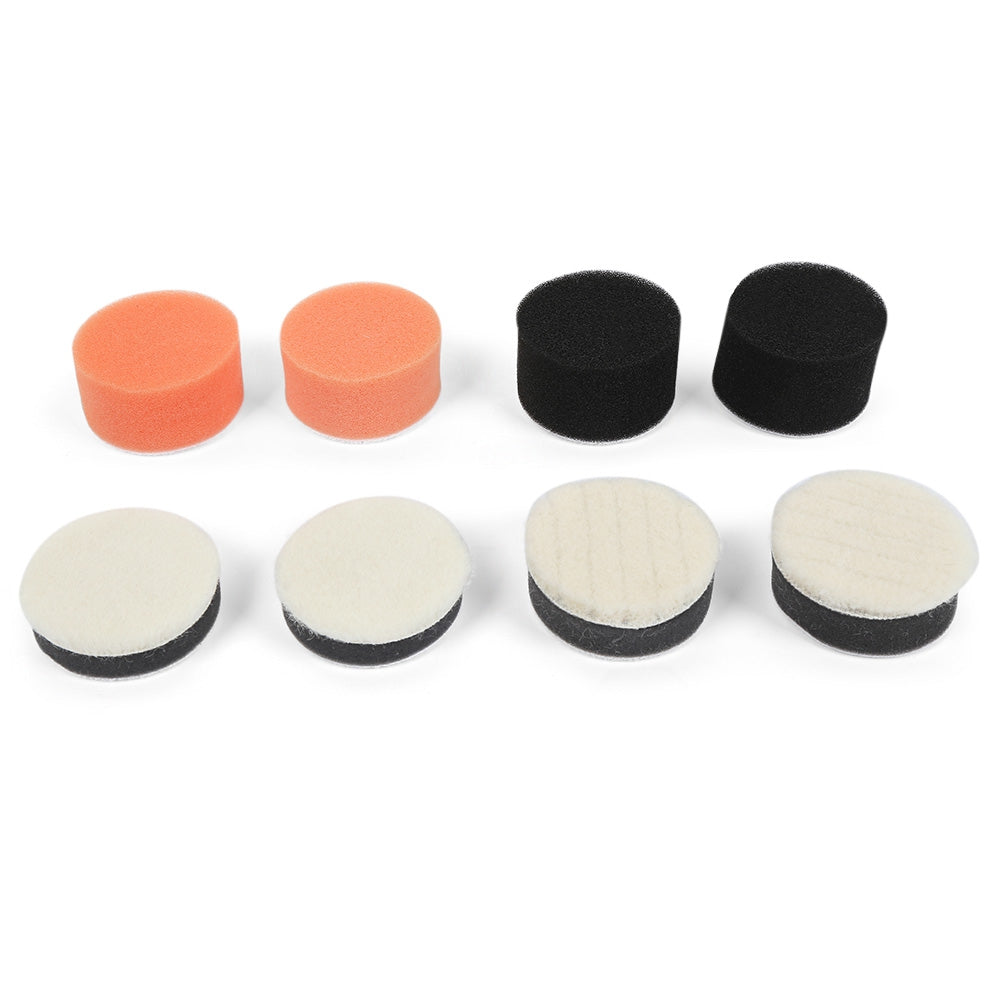 Buffing Pad Detail Polisher Flexible Shaft Kit for Electric Drill Car Polishing Machine