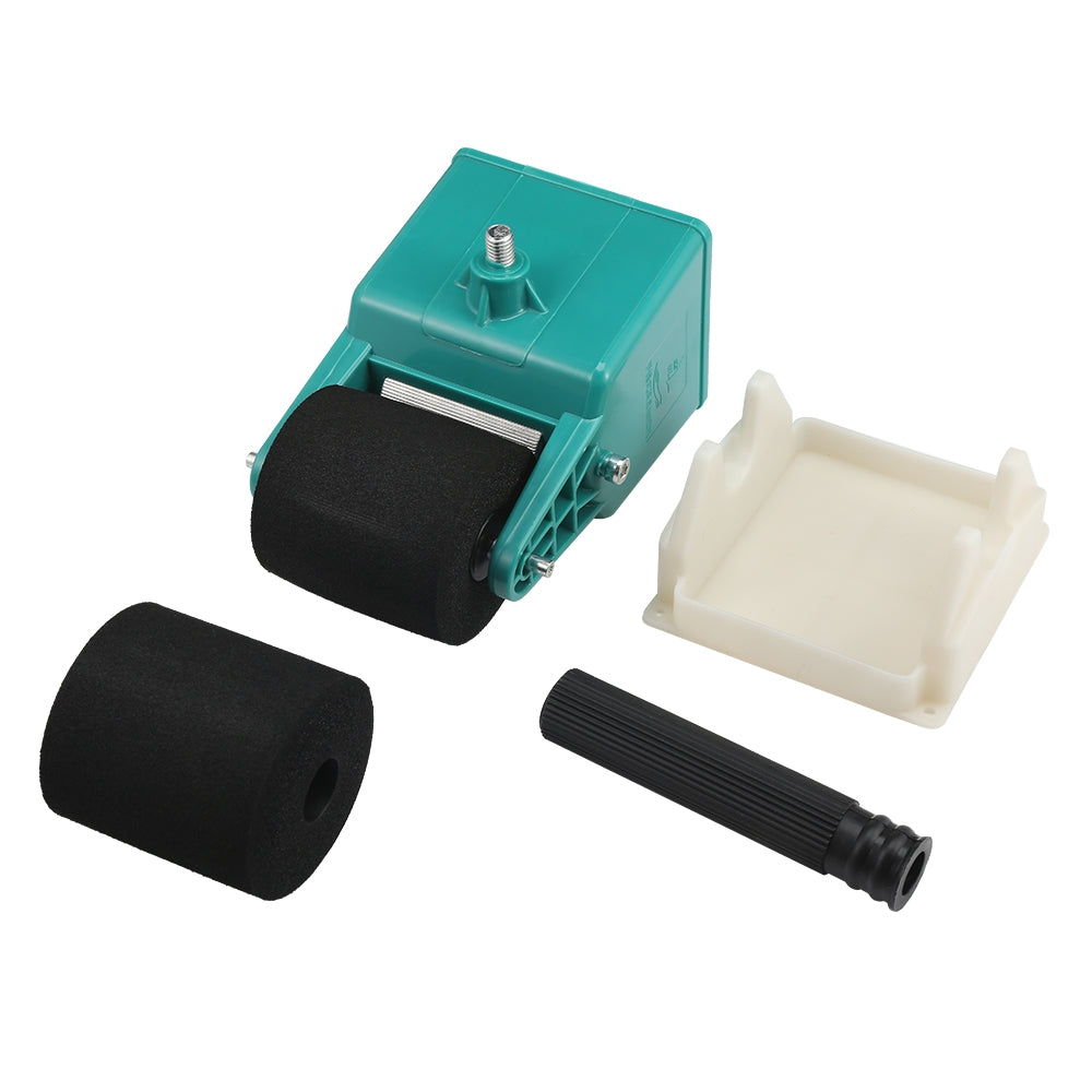 3 / 6 inches Portable Handhold Glue Applicator Manual Roller with Stand