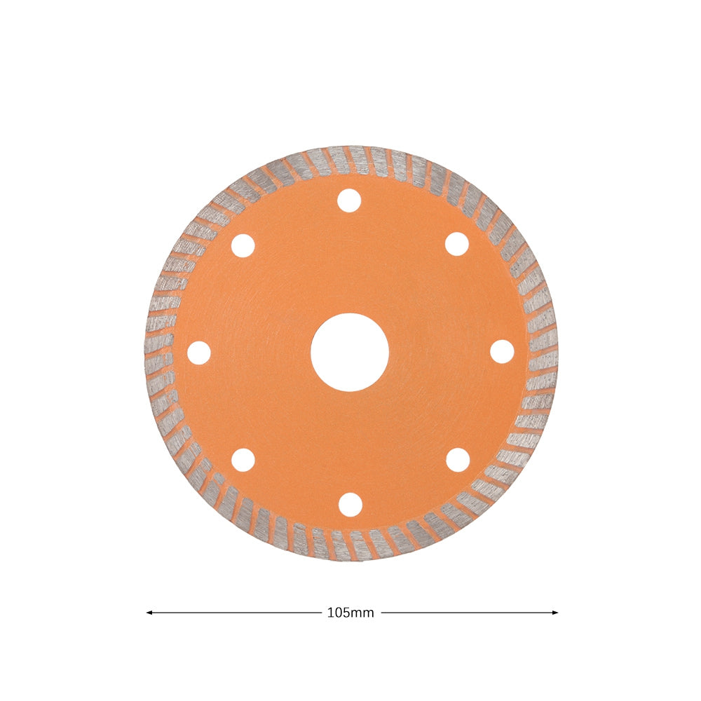 105 / 110mm Diamond Saw Blade for Porcelain Tile Ceramic Cutting