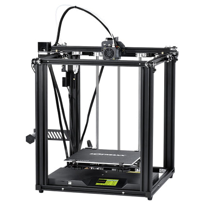 LOTMAXX SC-20 Mute 3D Printer 3.5 inch Touch Screen