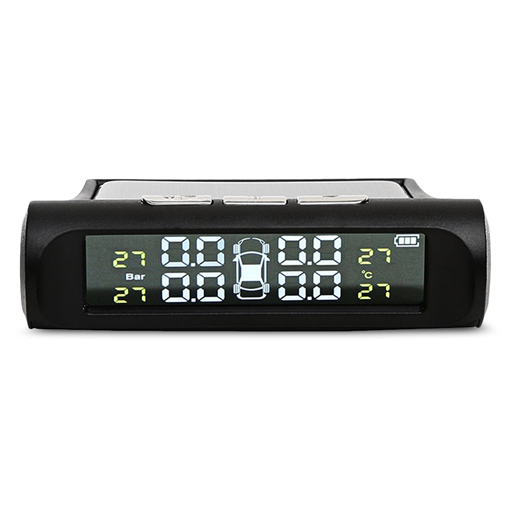 468 Solar Tire Pressure Monitoring System Vibration Power-on Real-time Tester 4 Internal Sensors