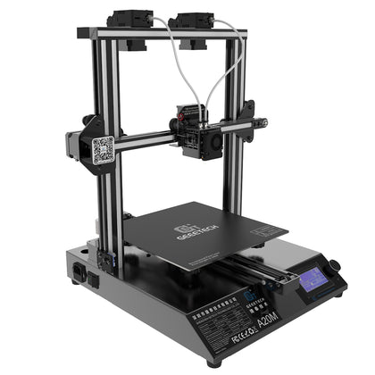 GEEETECH A20M Mix-color 3D Printer 250 x 250 x 250mm 2019 New Version