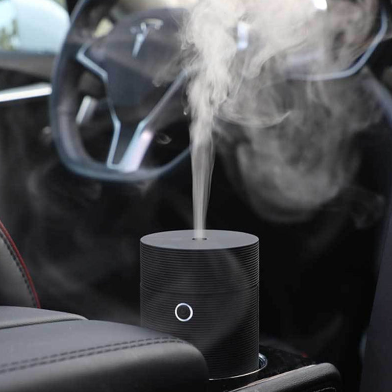 Multi-purpose Car Portable USB Aroma Humidifier