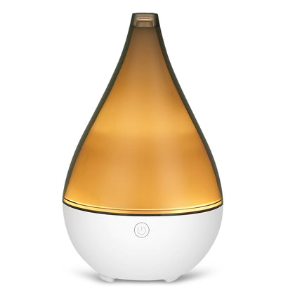 200ml Vase Shape Ultrasonic Air Aroma Aromatherapy Essential Oil Diffuser