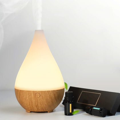 Ultrasonic Aromatherapy Diffuser Essential Oil Machine 300ml Air Humidifier