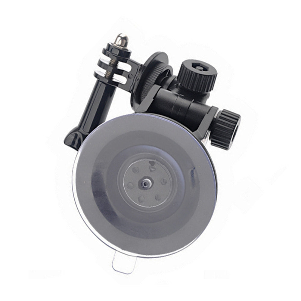 Sports Camera Powerful Suction Cup Car Motorcycle Smooth Plane Bracket