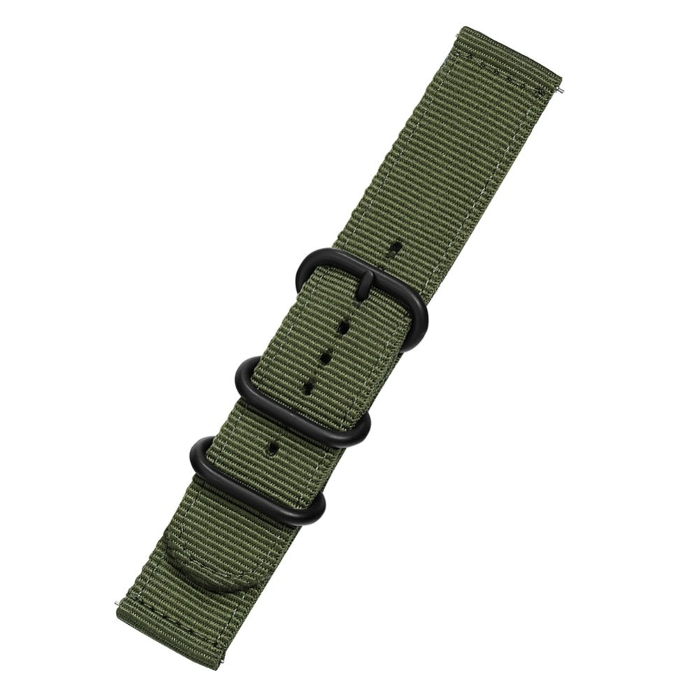 Nylon Wrist Strap Watch Band for Huami Amazfit GTR 42MM / Bip Youth Wristband