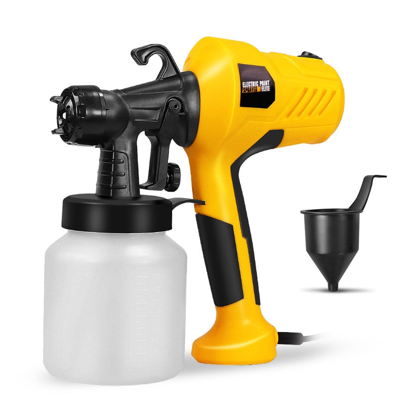 Removable High-Pressure Electric Spray Gun
