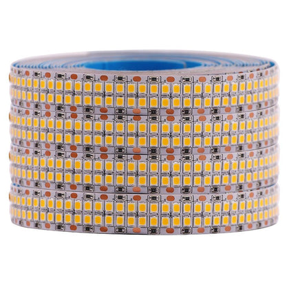 480Leds/m SMD 2835 Led Strip 24V 12V 5M 2400Leds Double Row Flexible Led stripe 1200LEDs Tape Ribbon Project Ambilight Lights
