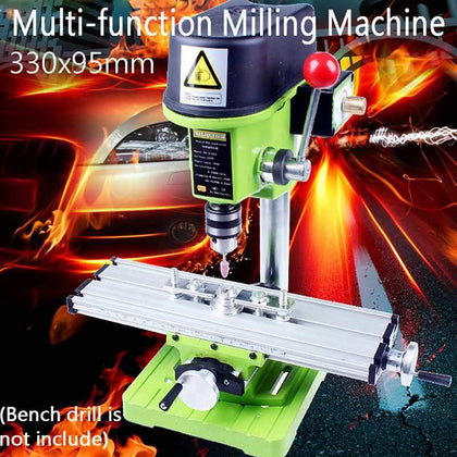 orktable Milling Working Table Milling Adjustment Workbench Machine Drill Vise Coordinate table