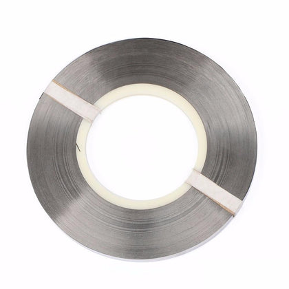 Pure Nickel Strip-0.15 x 8 mm Strap for High Capacity Lithium Battery Pack Welding Soldering 1kg/roll