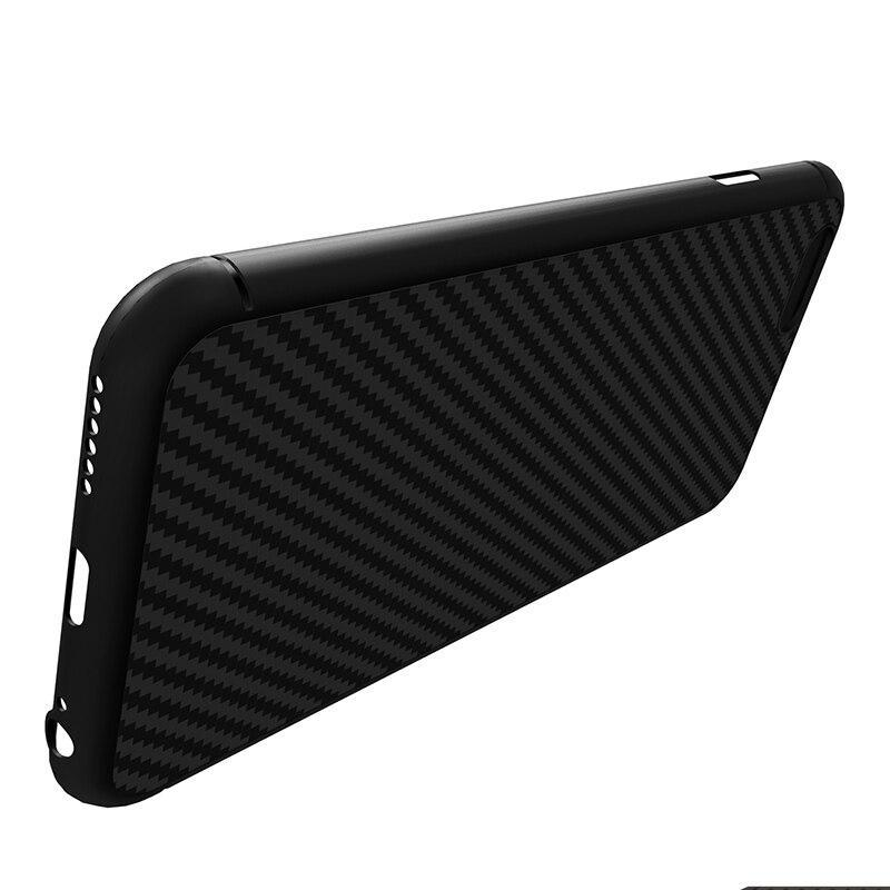 Cover For Iphone 6S Case Nillkin 4.7 Inch Synthetic Fiber Back Cover Pp Back Shell For Iphone 6 Case Fit Magnetic Phone Holder (For Iphone 6 6S Case)