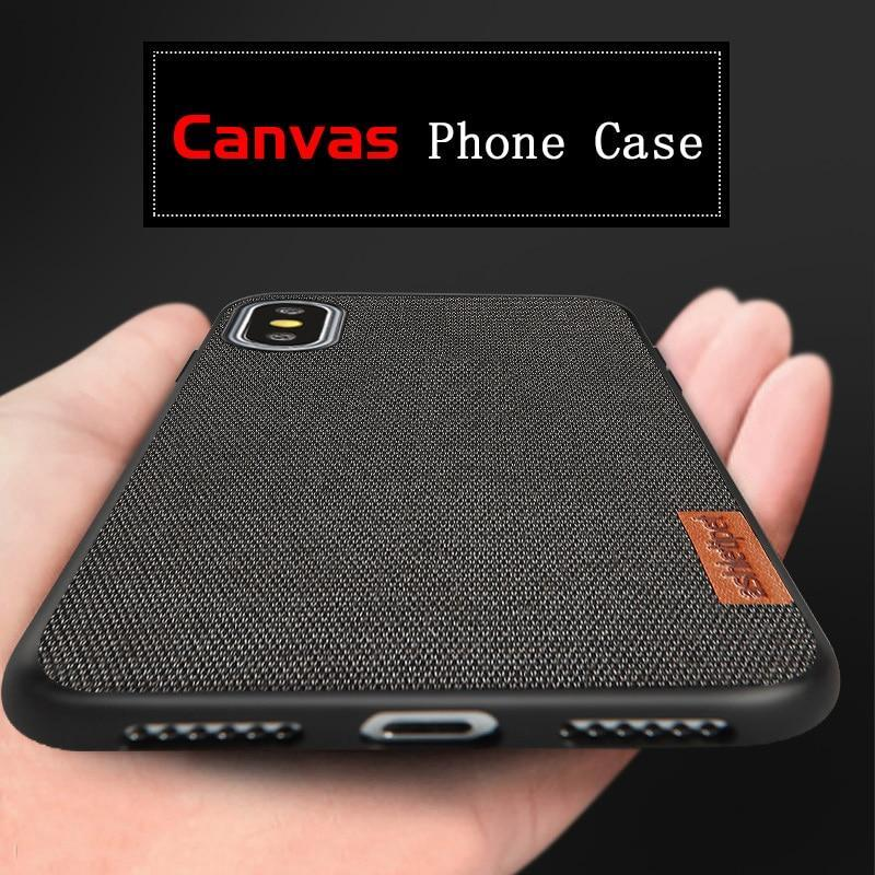 For Iphone 7 Case Cover Silicone Edge Shockproof Men Business For Iphone X Case Back Cover For Iphone 8 6 7 Plus Case