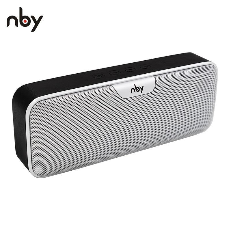 Nby 3040 Bluetooth Speaker Portable Wireless Speaker Sound System 10W Stereo Music Surround With Built-In Mic For Phone