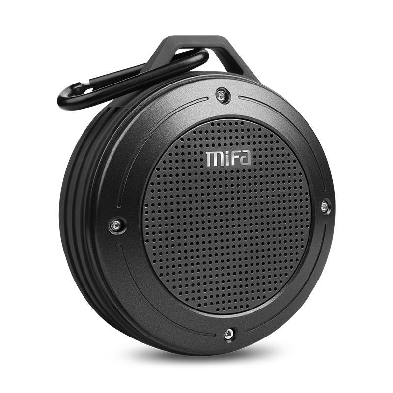 Mifa F10 Wirless Bluetooth Speaker Built-In Mic Bluetooth 4.0 Stereo Water-Proof Outdoor Speaker With Bass