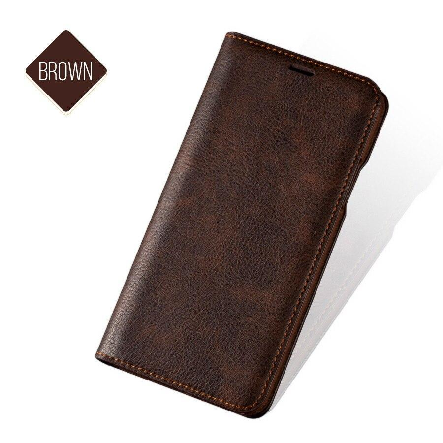 Musubo Ultra Slim Phone Case For Samsung Note 8 Coque Genuine Leather Luxury Cases Cover For Galaxy S8 Plus S8+ Flip Capa Card