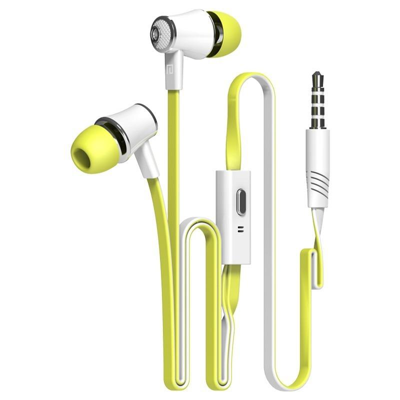 Langsdom Jm21 In Ear Earphones For Phone Iphone Huawei Xiaomi Headsets Wired Earphone With Mic Earbuds Earpiece Fone De Ouvido