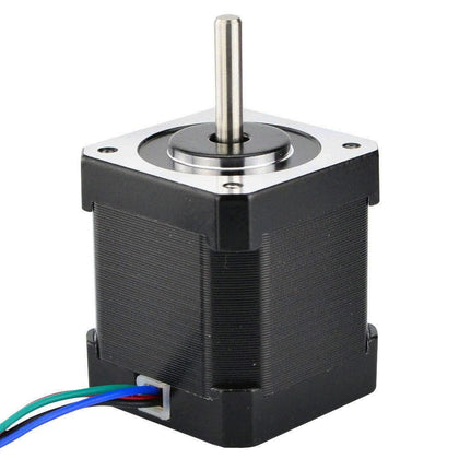 3PCS Nema 17 Stepper Motor 48mm 59Ncm/84oz.in 4-lead Nema17 Step Motor 2A 1m Cable for DIY 3D Printer CNC Robot