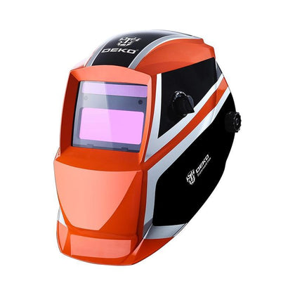 MZ237 Solar Auto Darkening Electric Wlding Mask/Helmet/Cap Welding Lens/Eyes Mask for Welding Machine and Plasma Cutting Tool