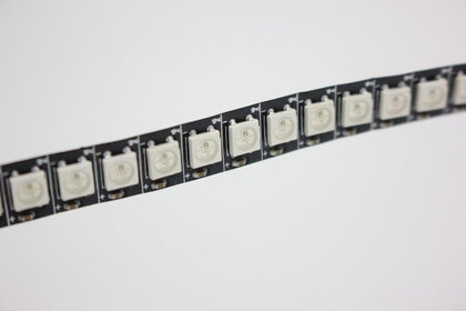 1m 144leds WS2812B 144 LEDs/M 5050 RGB Chip WS2811 IC Digital 5V LED Strip Light non-Waterproof
