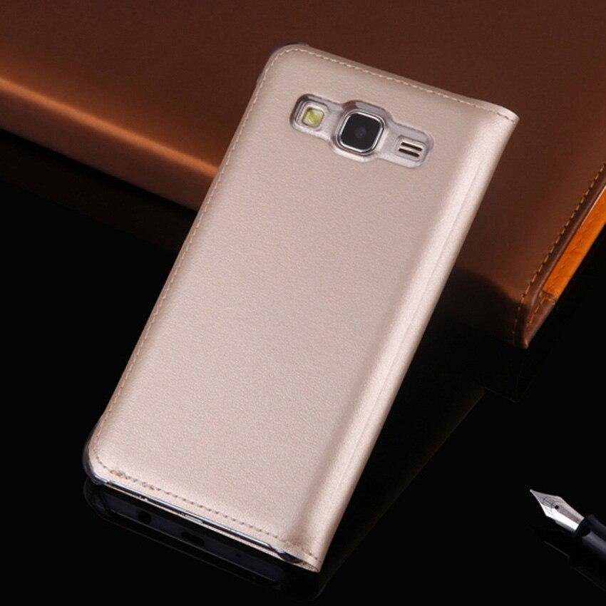 Flip Cover Leather Case For Samsung Galaxy Grand Prime Grandprime Sm G530 G530H G531 G531H G531F Sm-G530H Sm-G531H Phone Case