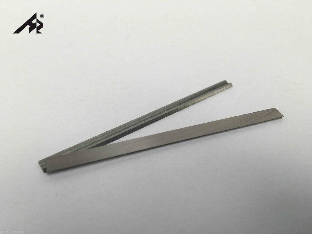 Hz 10Pc Planer Knife Blade 82X5.5X1.2Mm For Interskol, Metabo, Hammer 209-101, Elitech P82 P82K P-82Ts, Skrab 35530, Dwt Hb02-82