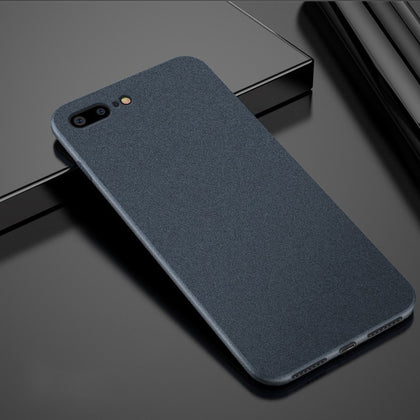 UPaitou Case for iPhone 11 Pro X XS Max XR 8 7 6 6S Plus 5 5S SE Anti Fingerprint Case Soft Silicone Matte Ultra Thin TPU Cover