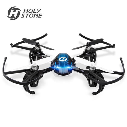 [EU USA Stock] Holy Stone HS170 Mini Drone Toy RC Helicopter Headless Mode 2.4Ghz 6 Axis Gyro 4Ch Mini Quadcopter EU USA No Tax